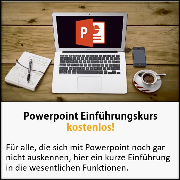 VM 10_Powerpoint Einführung