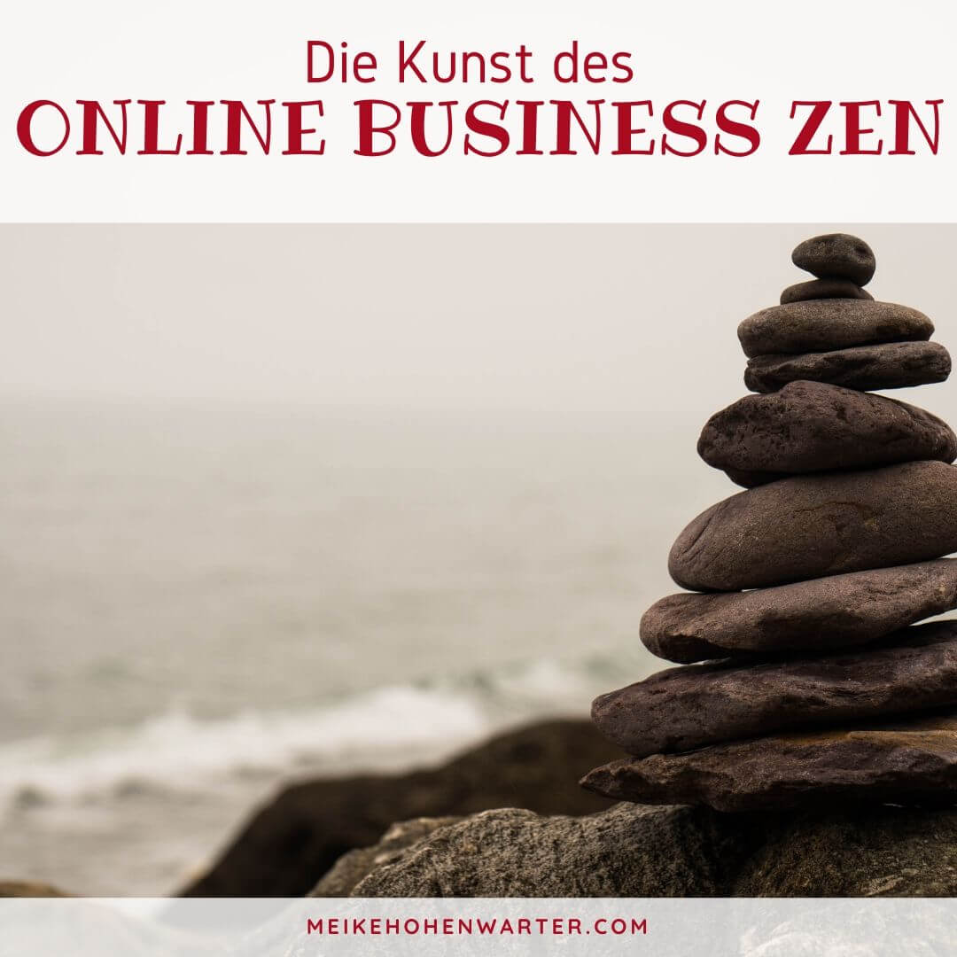 ONLINE BUSINESS ZEN