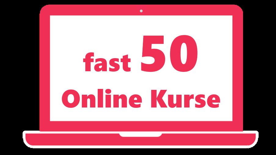fast 50 Kurse