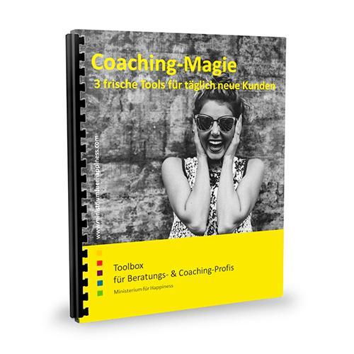 Heidemarie Fröhlich - Titelbild Coaching Magie