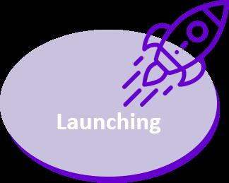 Launching v