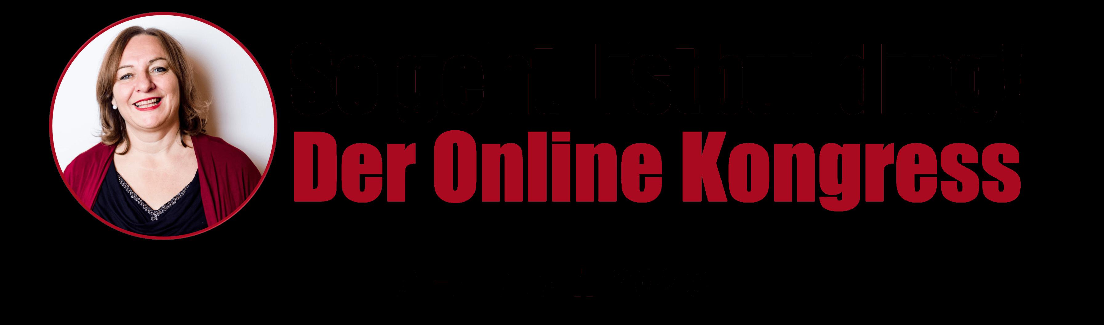 Logo mit Foto und Datum