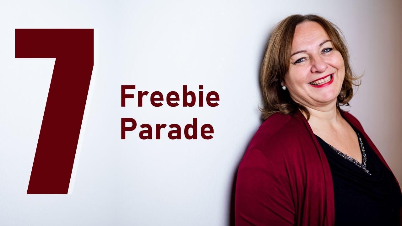 7 Freebie Parade