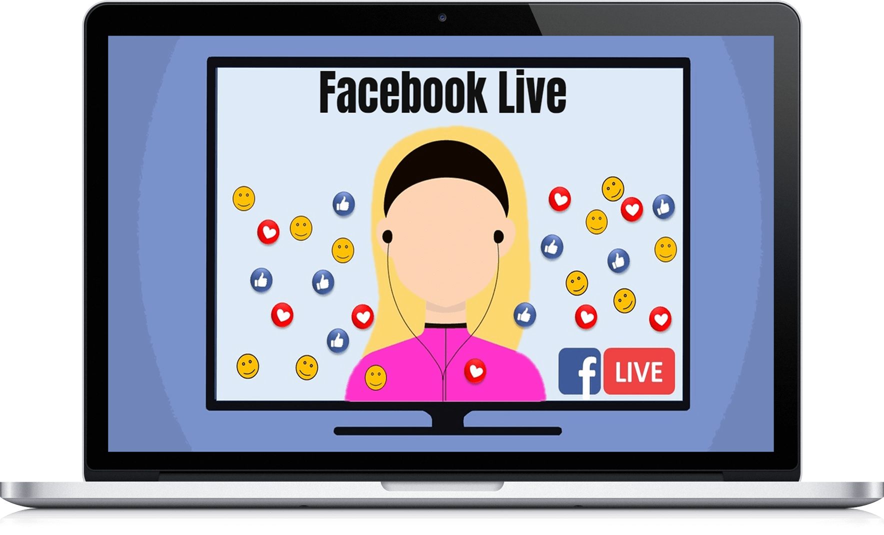 FB Live 3D