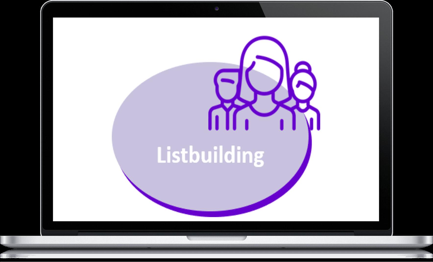 Listbuilding 3D
