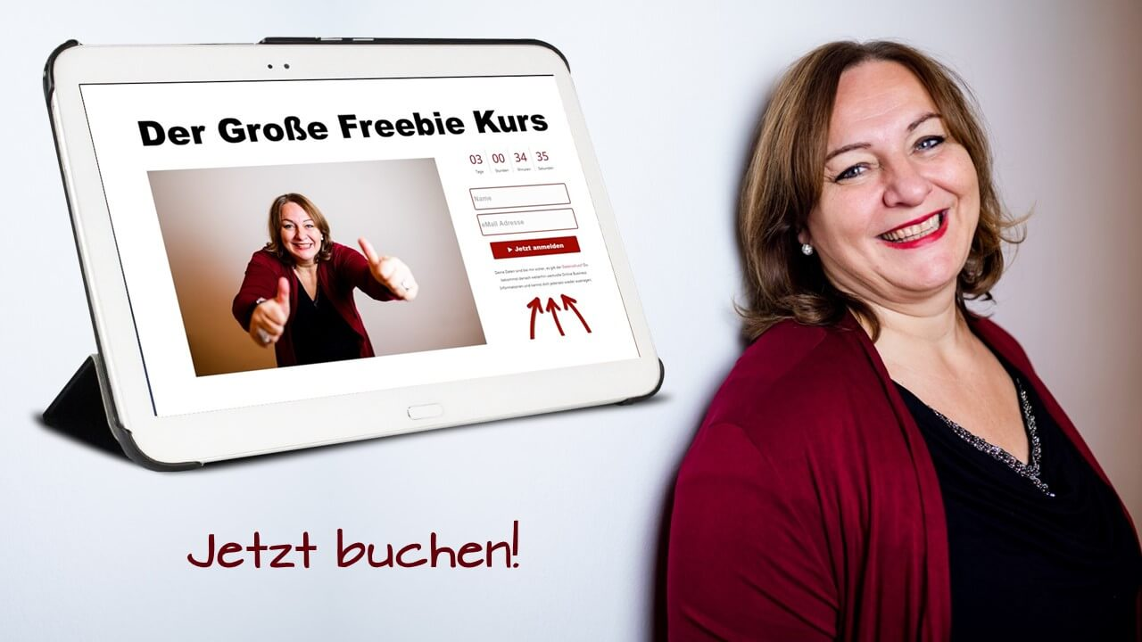 Thumbnail Der Große Freebie Kurs