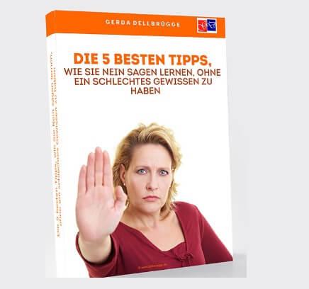 Cover Ebook Nein sagen