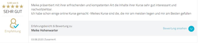 Review Susanne