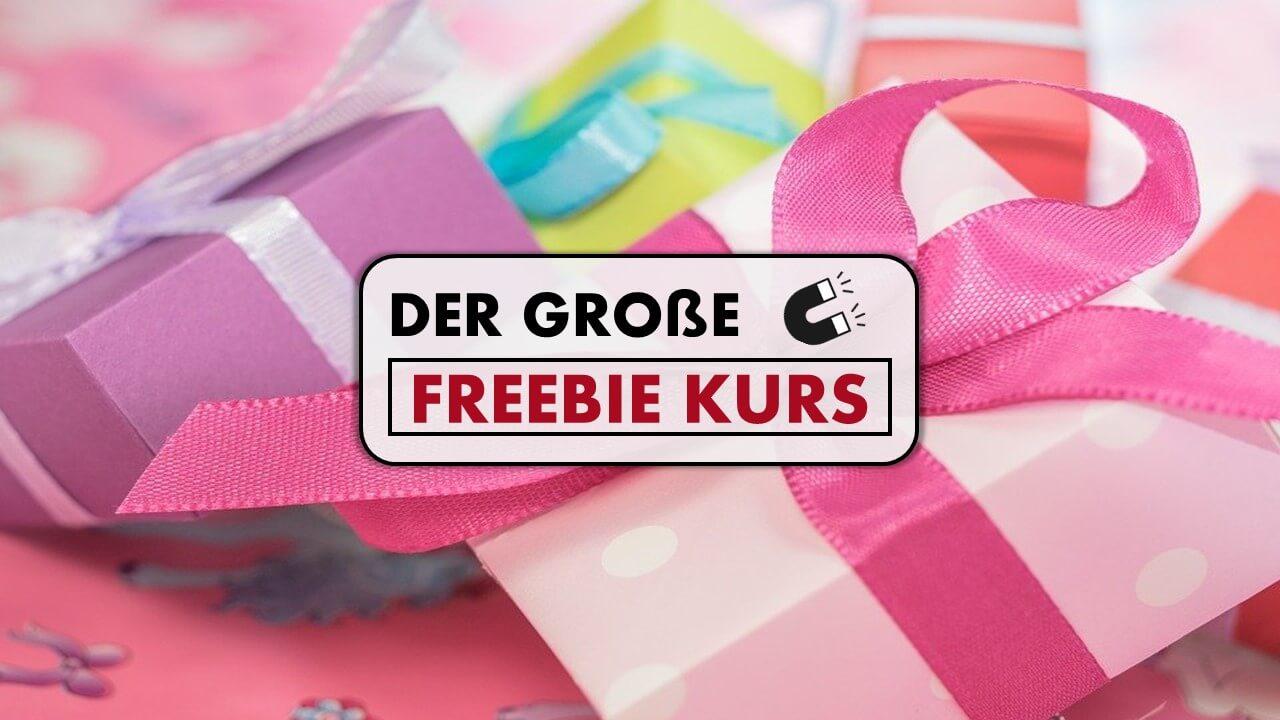 freebie bunt