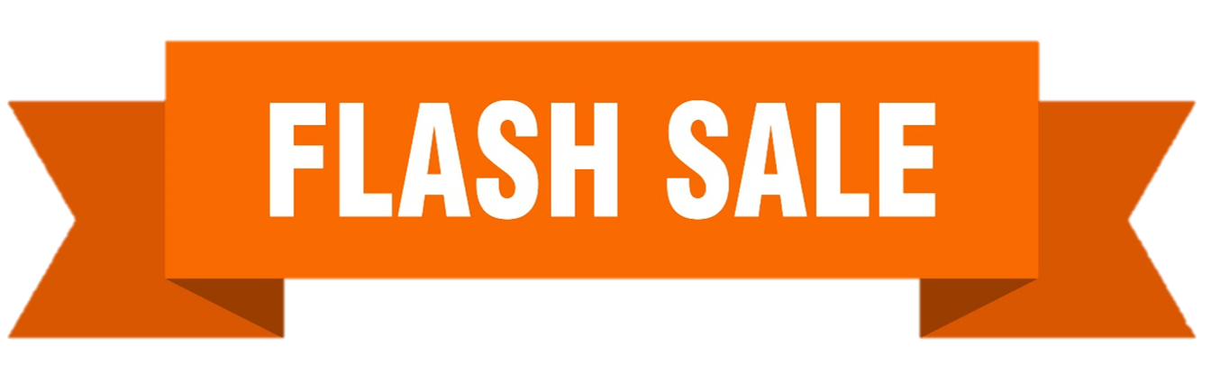 Falsh Sale orange