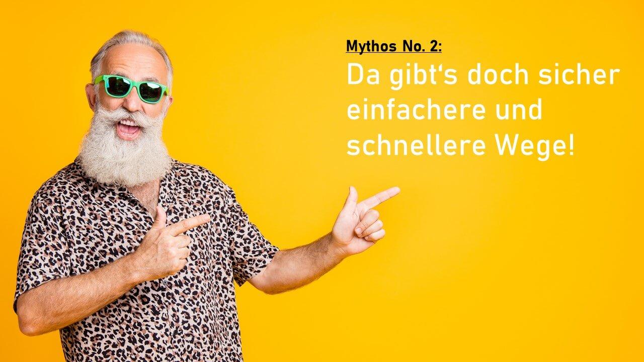 Mythos 2 Webinar Content Marketing