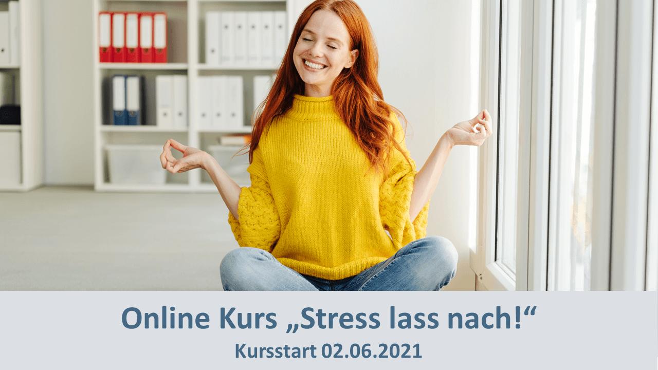 thumbnail für OK Stress lass nach ab 02. Juni