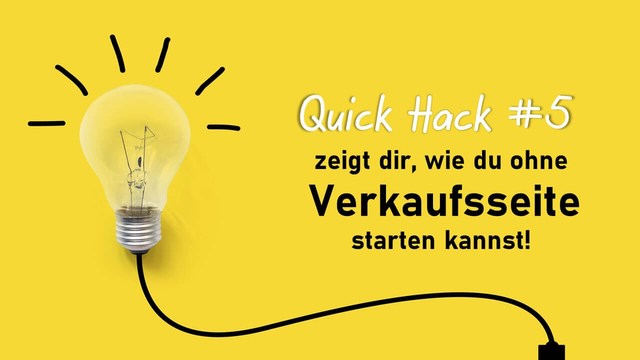 Quick Hack 5